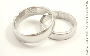 rhodiumfingerprintweddingbands